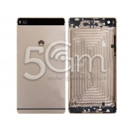 Retro Cover Gold Huawei P8