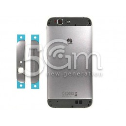 Retro Cover Silver  Dark Huawei Ascend G7