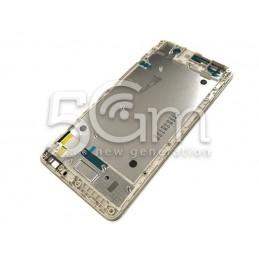 Cornice Lcd x Vers. Gold Huawei G Play Mini