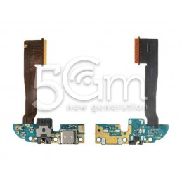 Connettore Di Ricarica Flat Cable HTC One M8 S