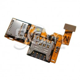 Lettore Sim Card Flat Cable Completo Lg D505