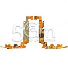 Connettore Di Ricarica Flat Cable Lg E 610