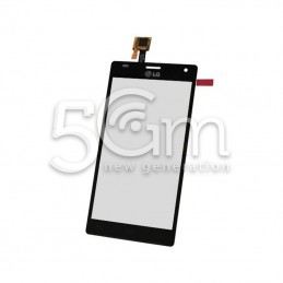 Touch Screen Nero Lg P880