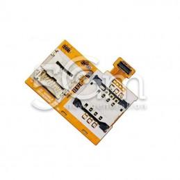 LG GS500 Sim Card Reader Flex Cable
