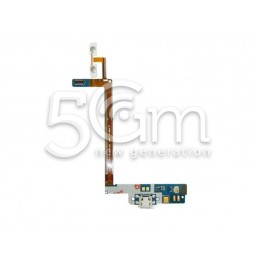 LG P990 Charging Connector Flex Cable