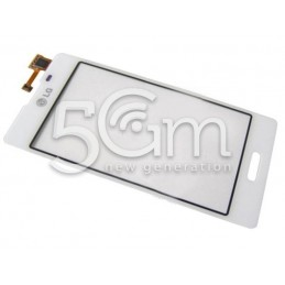 Touch Screen Bianco Lg E460