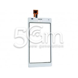 Touch Screen Bianco Lg P880