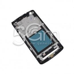Cornice LCD Nera LG D820/D821 x Ver Nero