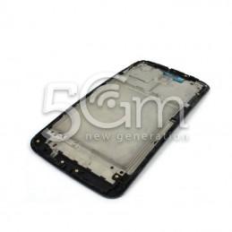 LG D955 G Flex Black LCD Frame