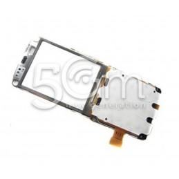 Nokia C5 Keypad Flex + Holder