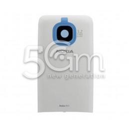 Retro Cover Bianco Nokia 311 Asha