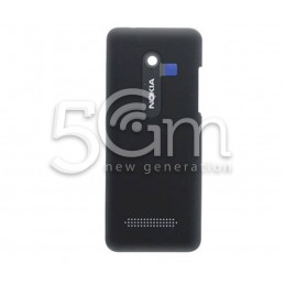 Nokia 206 Black Back Cover