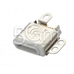 Ipod Nano 7 White Usb Connector