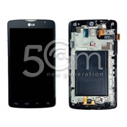 Display Touch Nero + Frame Lg D380 L80 Dual Sim