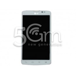 Display Touch Bianco + Frame LG D380 L80 Dual Sim