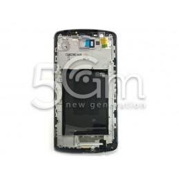 LG G3 D855 Black LCD Frame
