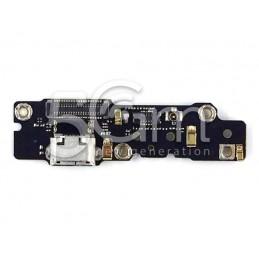 Connettore Di Ricarica + Small Board Meizu MX4 Pro