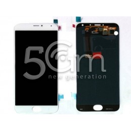 Display Touch Bianco Meizu MX5