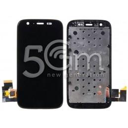 Display Touch Nero + Frame Motorola Moto G