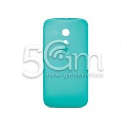 Retro Cover Turchese Motorola Moto G