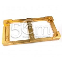 Dima Posizionamento Vetro Gold Aluminium LG D802 G2