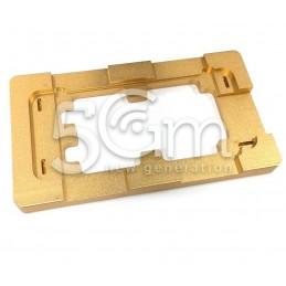 Dima Posizionamento Vetro Gold Aluminium iPhone 5-5C-5S-SE