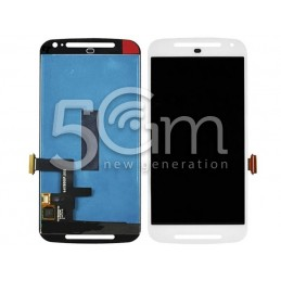 Display Touch Bianco Motorola XT-1064 Moto G2