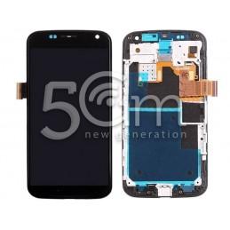 Display Touch Nero + Frame Motorola XT1053-XT1058-XT1060