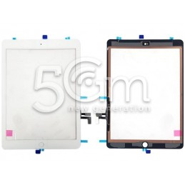 Touch Screen White iPad 2017