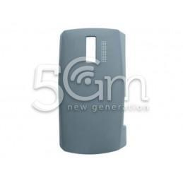 Retro Cover Grigio Nokia 205 Asha Dual Sim