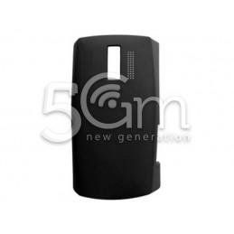 Nokia 205 Asha Dual Sim Black Back Cover