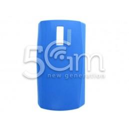 Nokia 205 Asha Light Blue Back Cover