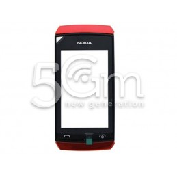 Nokia 305 Asha Black Touch Screen for Red Version
