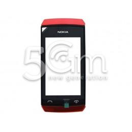 Touch Screen Nero Nokia 305 Asha X Ver Rosso