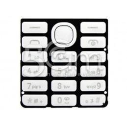 Tastiera Bianca Nokia 206
