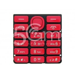 Tastiera Rossa Nokia 206