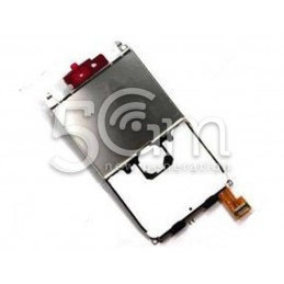 Nokia E71 Keypad Flex Cable + Middle Cover