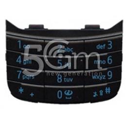 Nokia 6600 Black Numerical Keypad