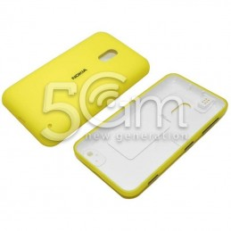Nokia 620 Lumia Yellow Back...