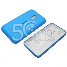 Nokia 620 Lumia Blue Back...