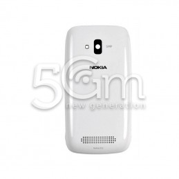 Nokia 610 Lumia White Back Cover