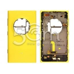 Nokia 1020 Lumia Full Yellow Cover