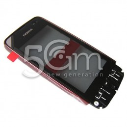 Nokia 311 Lumia Rose/Red Touch Screen