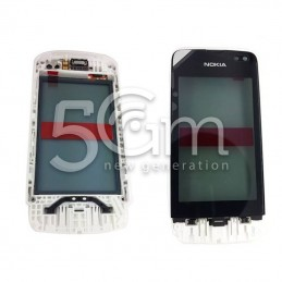 Touch Screen Bianco Nokia 311 Asha