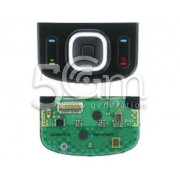 Tastiera Nera Main Board Nokia 6260