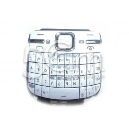 Nokia C3 White Keypad