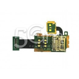 Nokia 6788 Sim Card Flex Cable