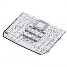 Nokia E71 White Keypad