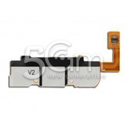 Nokia X6 Keypad Flex Cable