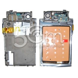 Nokia N76 Keypad Flex Cable Cover
